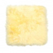 45*45 cm  Wool Seat Covers Sheepskin Car Seat Cover